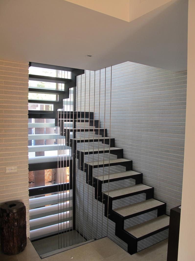 5 Santa Eulalia, Ibiza - Staircase