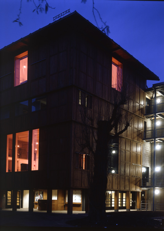 5 Trinity College - Samuel Beckett