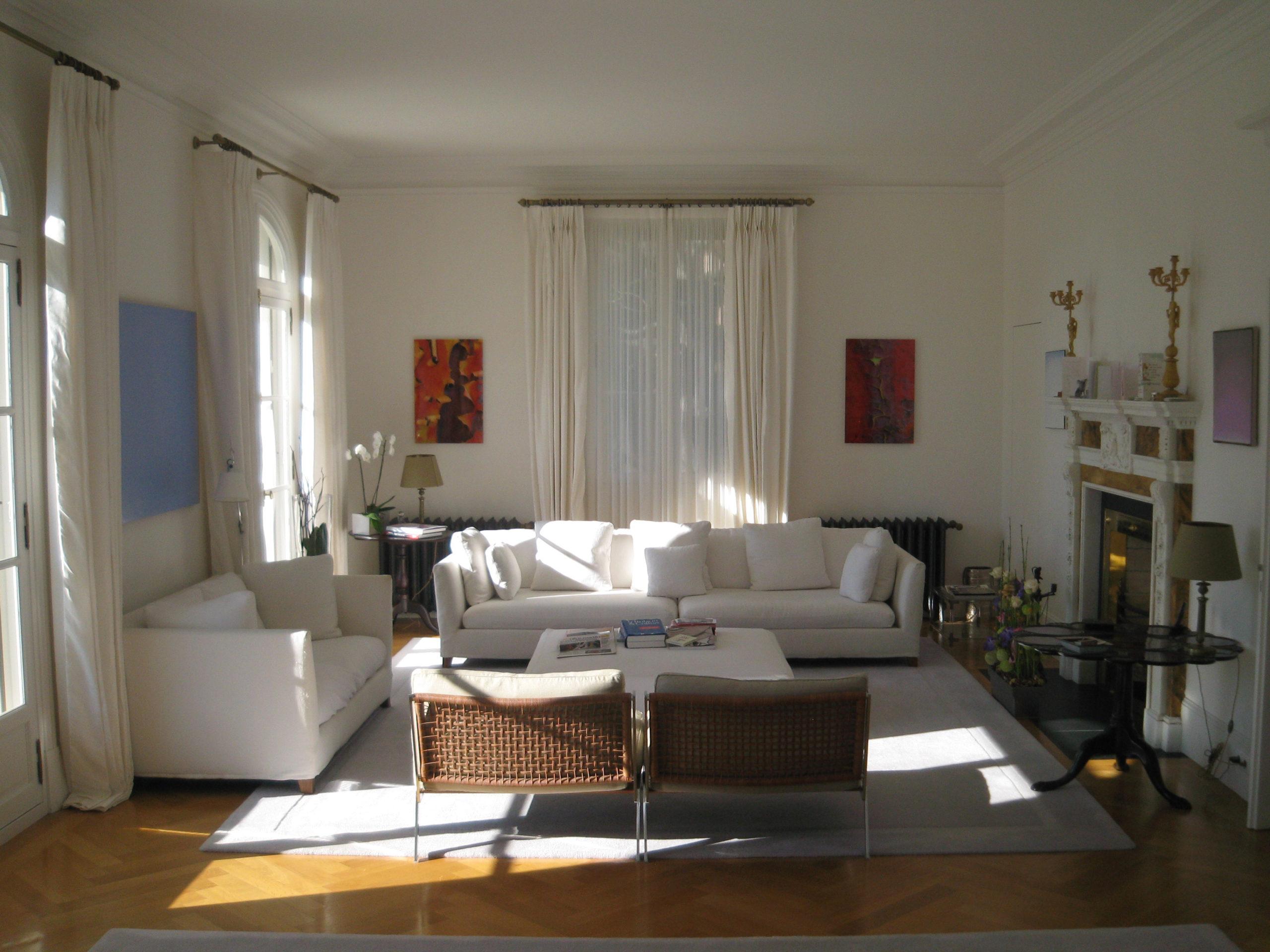 5 Villa Soleila - Living Room