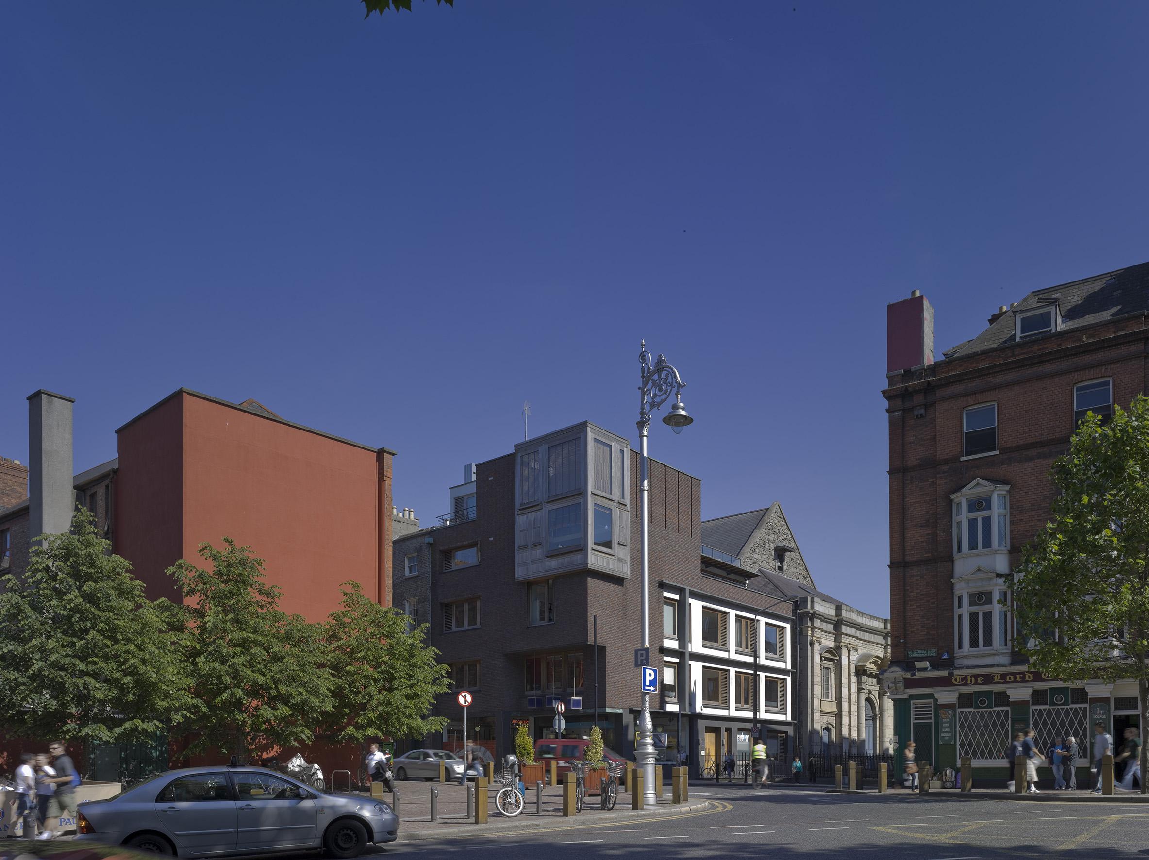 6 Castle Street - Street View