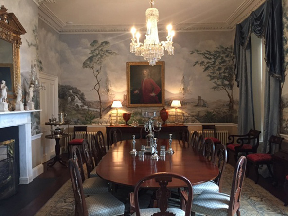 6 Country House, Laois - Dining Room