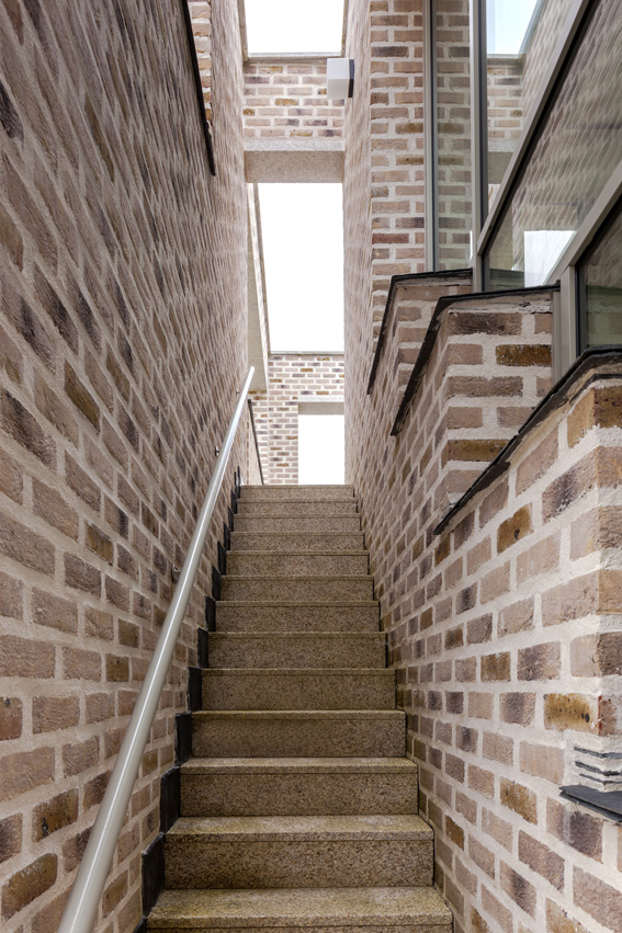 6 Dalkey Avenue - Stairs