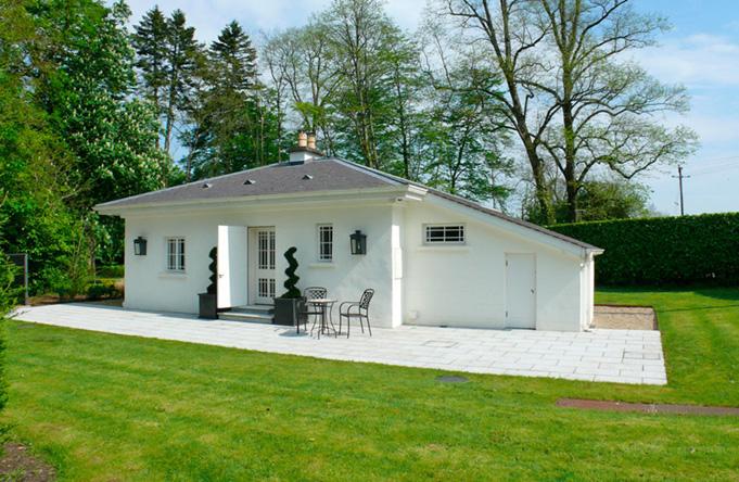 6 Gate Lodge - Rear