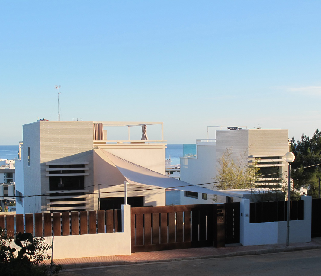 6 Santa Eulalia, Ibiza - Front