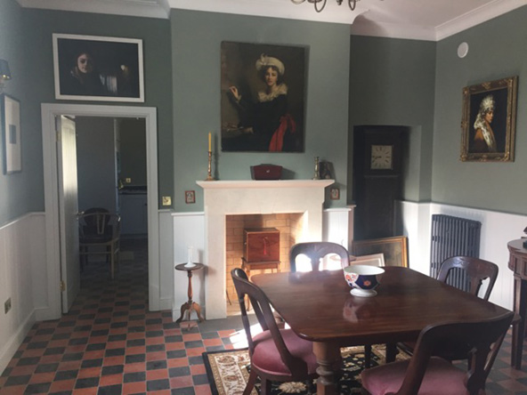 8 Country House, Laois - Lounge