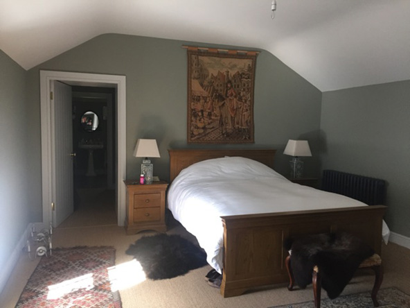 9 Country House, Laois - Bedroom