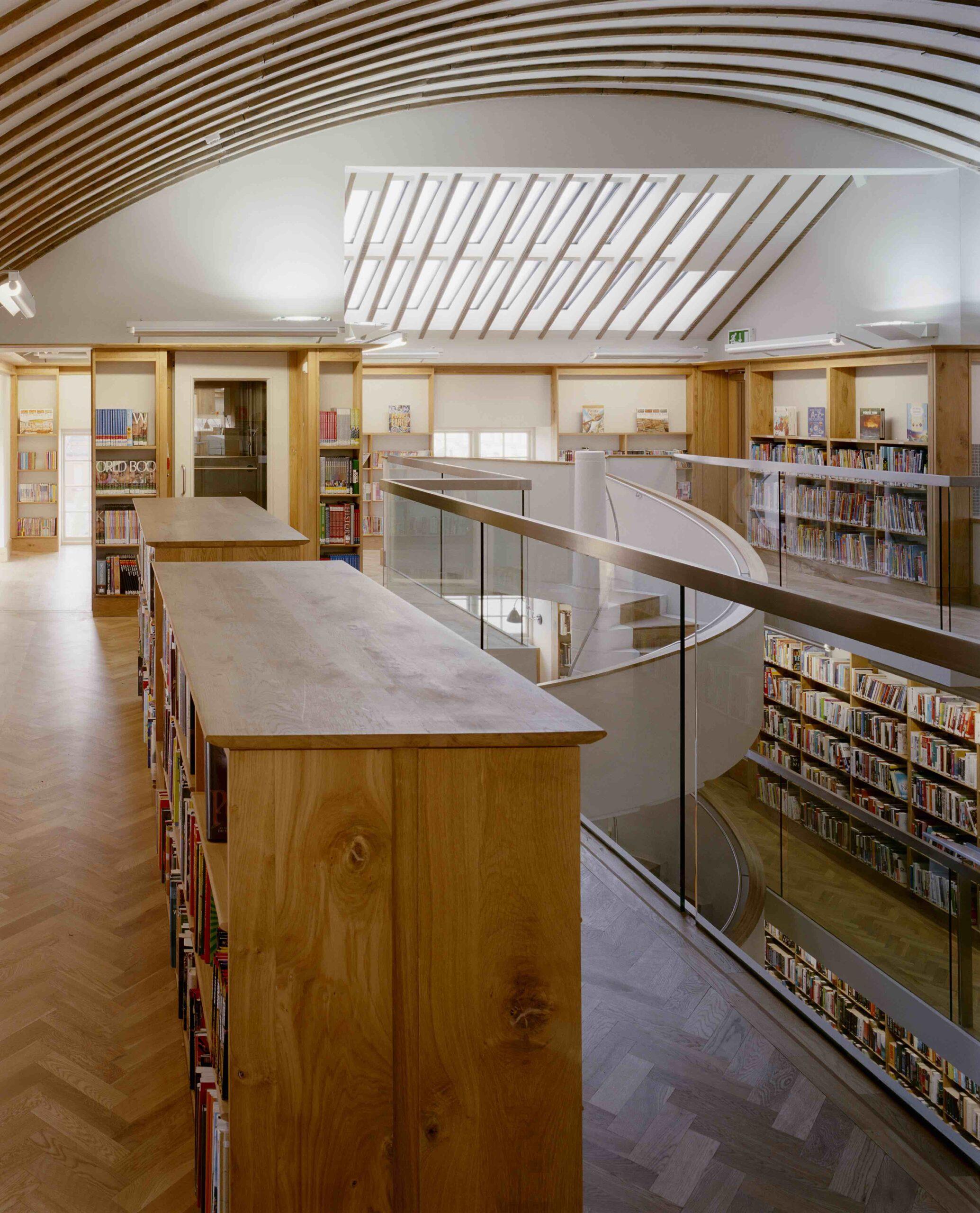 Abbeyleix Library 3