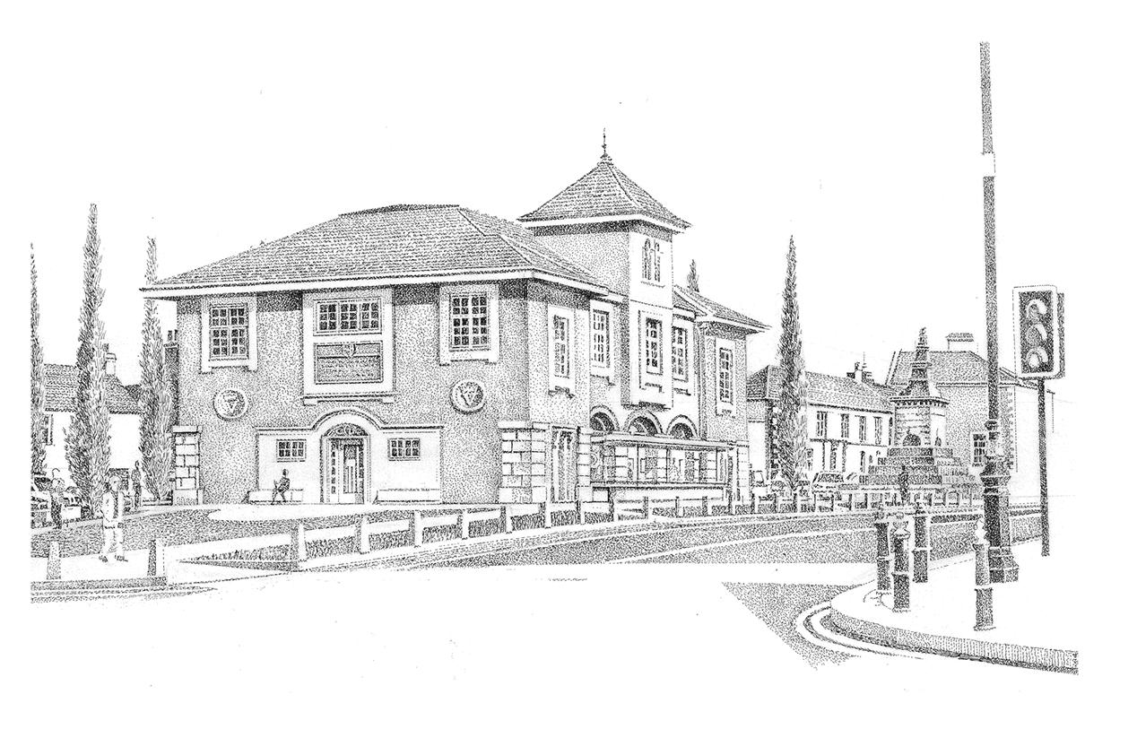 Abbeyleix Library