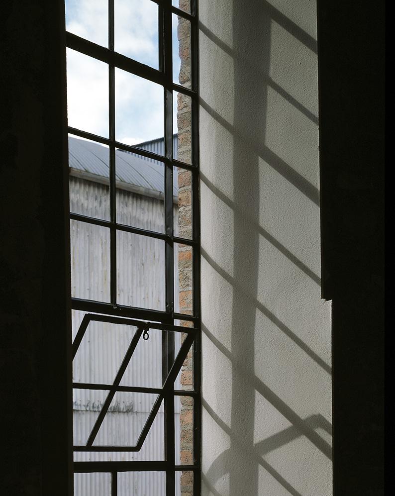 Barrow Street 1 - window