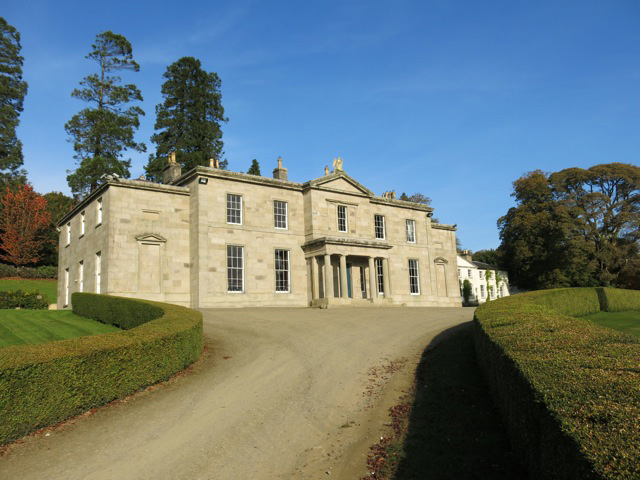 Country House, Laois - Front