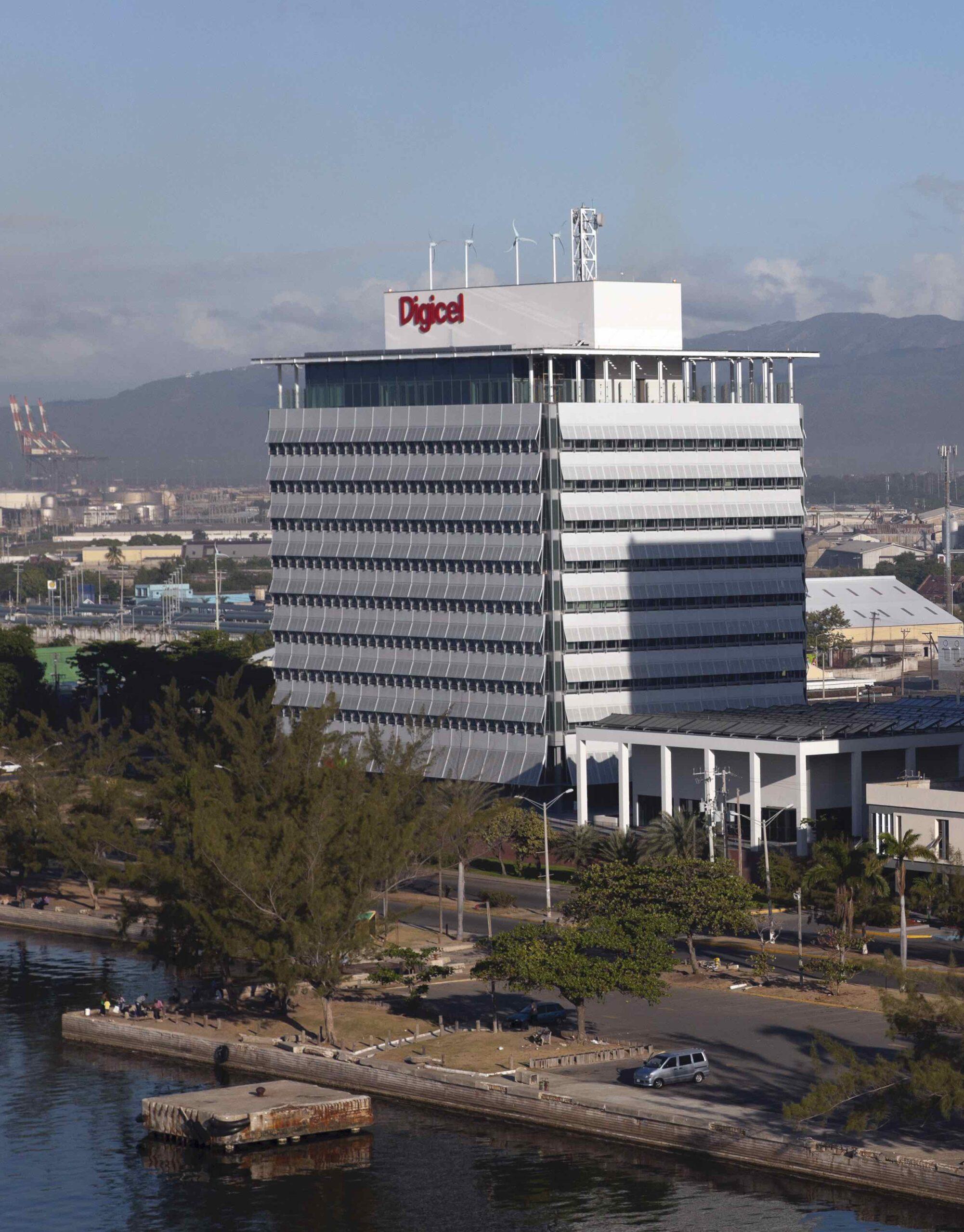 Digicel Headquarters, Jamaica 7