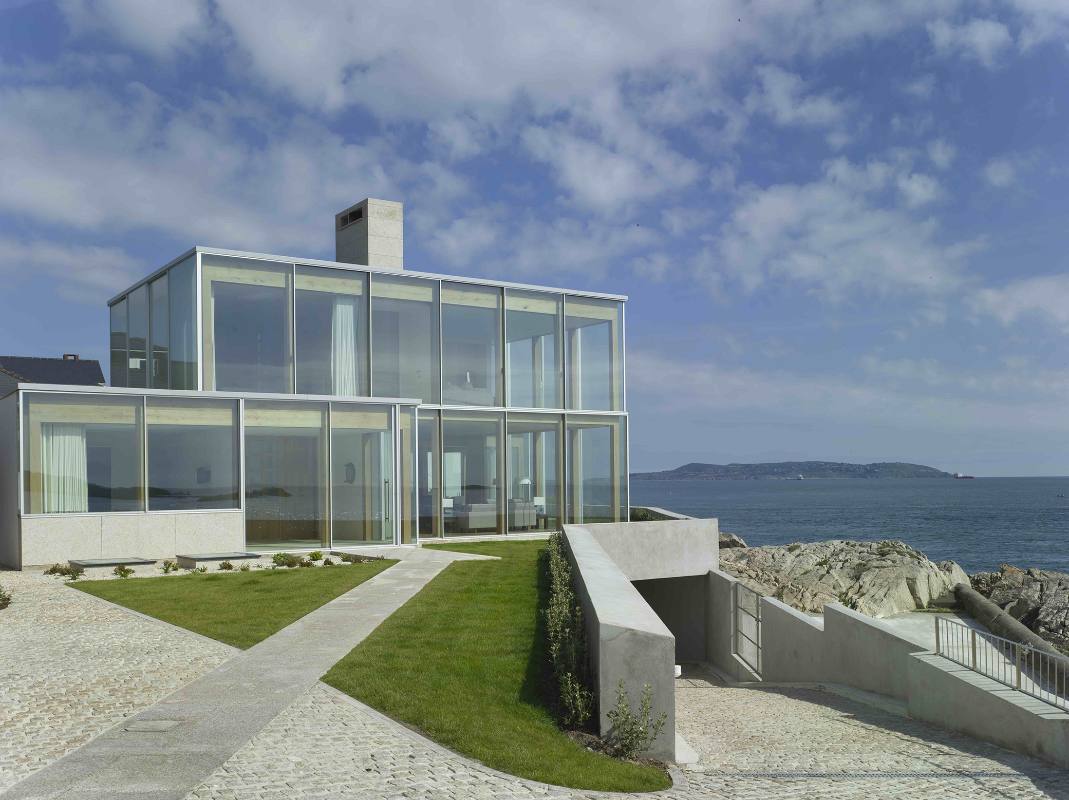 House by the Sea 1