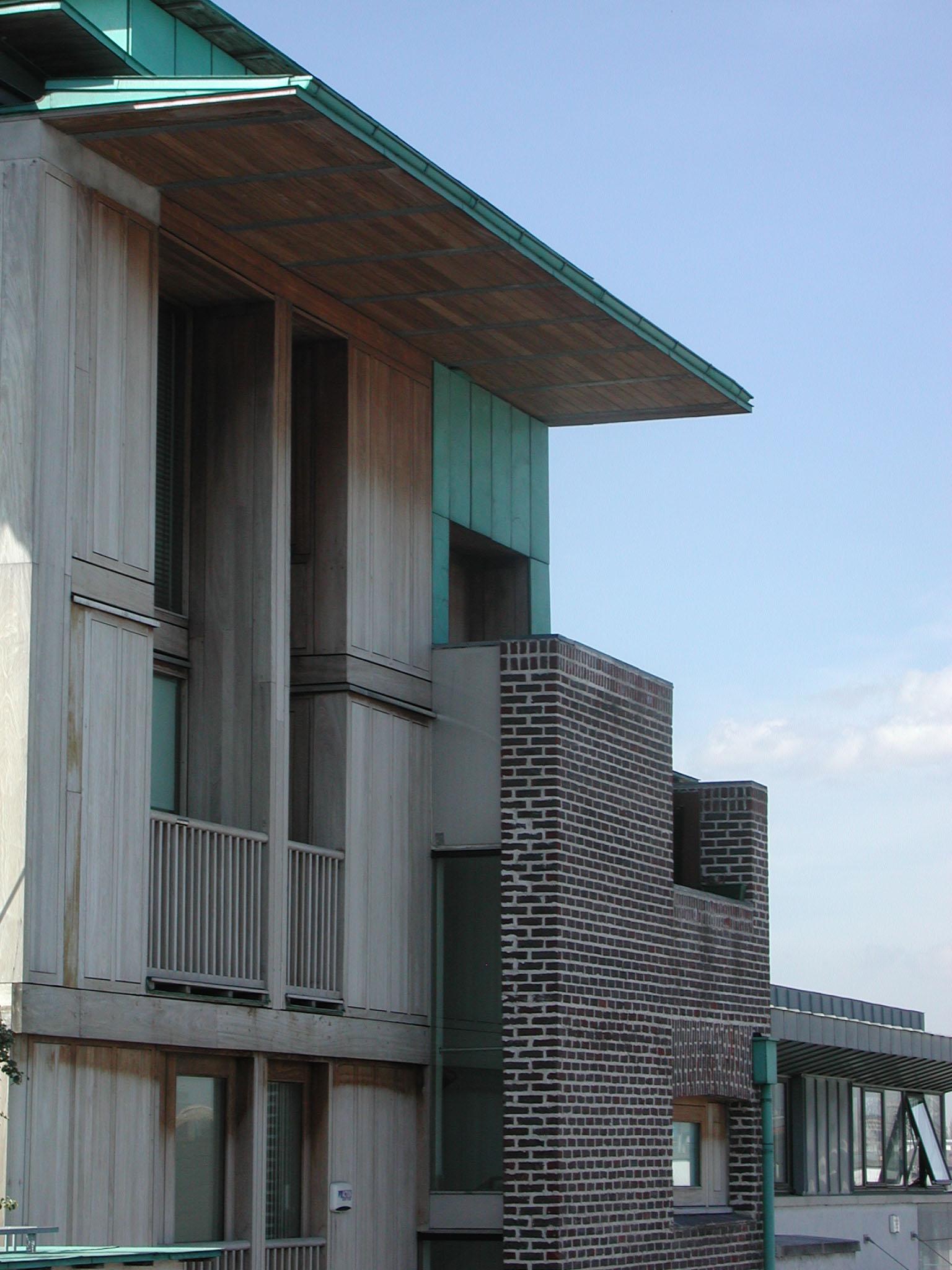 Wooden Building 2