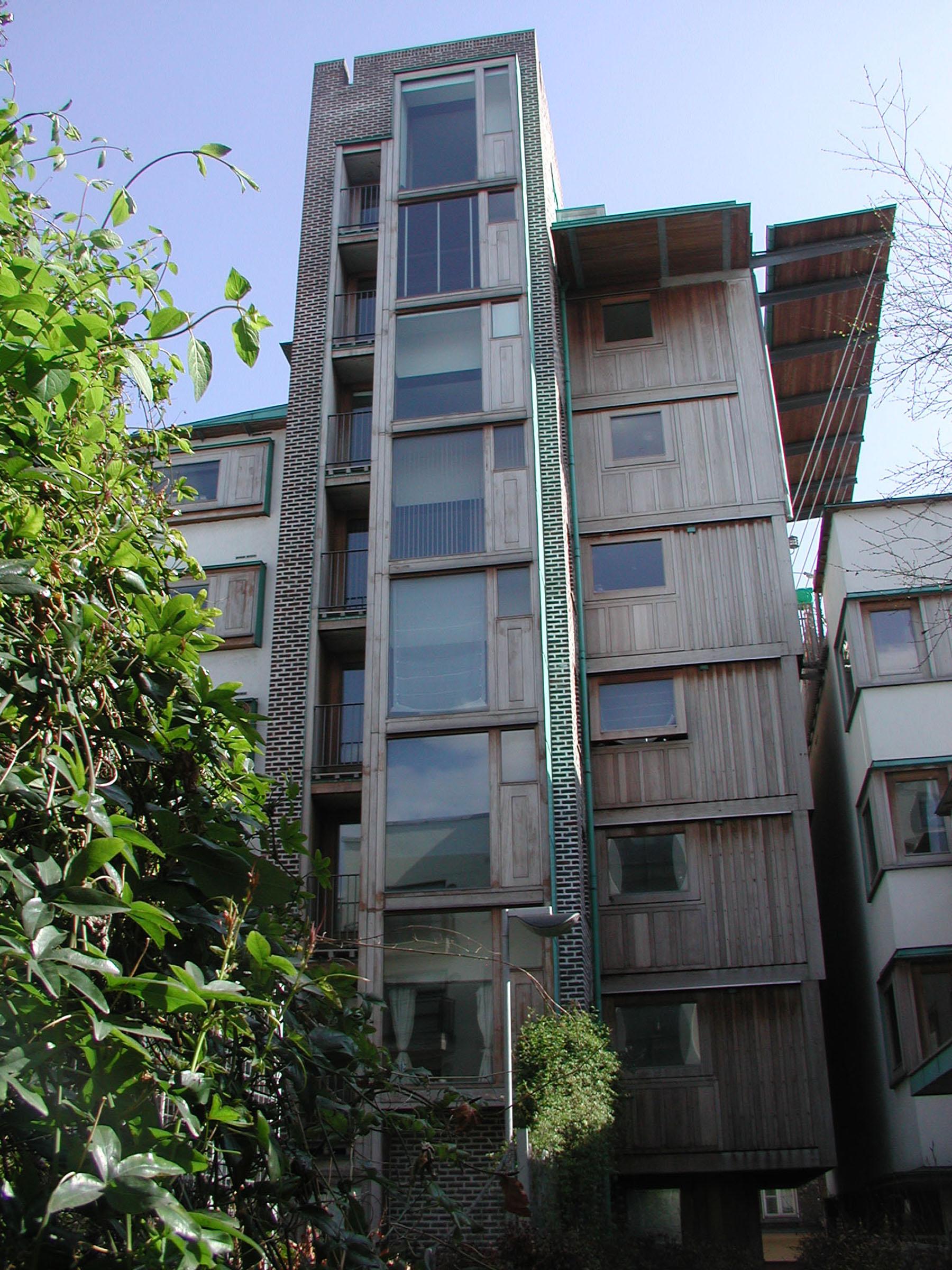 Wooden Building 4